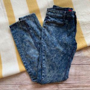 Acid Wash BONGO Jeans